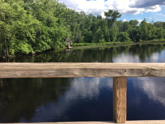 Concord, MA: View from the Old North Bridge