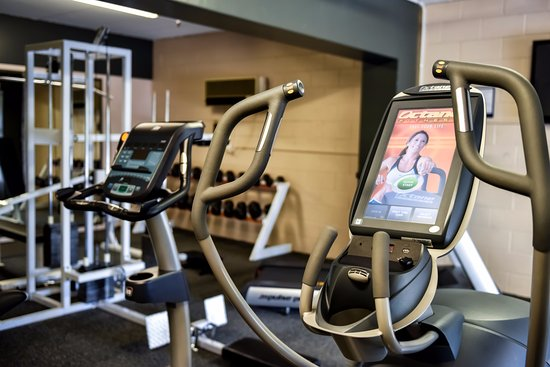 Mount Wellington, Nova Zelândia: Gym