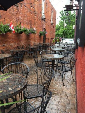 restaurants in grimsby ontario