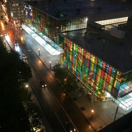 Intercontinental Montreal is Amazing!