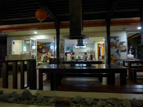 Charico asian fusion cuisine grill paramaribo for Asian fusion cuisine restaurants