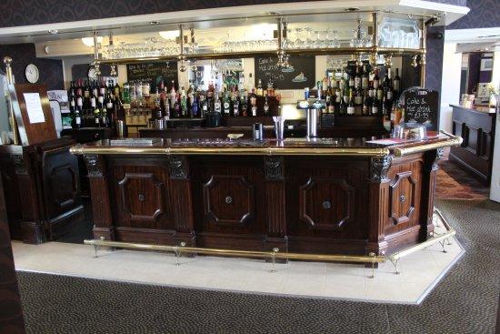Bay County Hotel: Bar