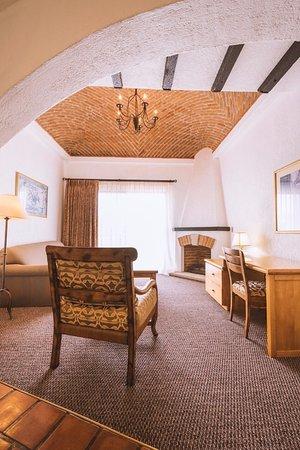 Real del Mar Golf Resort: Sala de la Suite