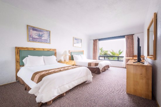 Real del Mar Golf Resort: Suite 1 recamara con 2 queen