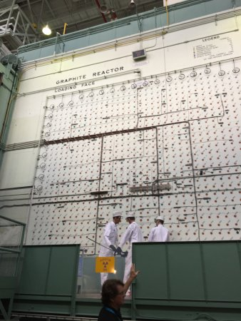Oak Ridge, TN: The Exhibit of the Graphite Reactor