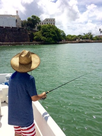 Bayside charter fishing san juan bay july 2017 picture for San juan fishing charters