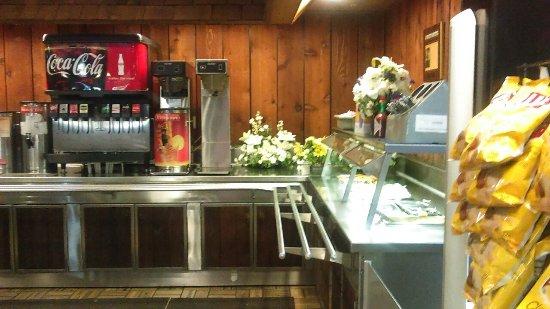 โรเซนเบิร์ก, เท็กซัส: Schulze's BBQ & Catering