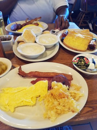 Waldorf, MD: The Sunrise Sampler...YUM