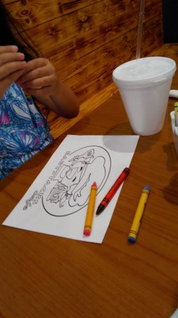 Babystacks Cafe Menu