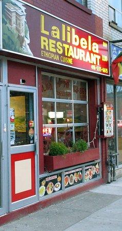 Lalibela Restaurant: Lalibela Restarant