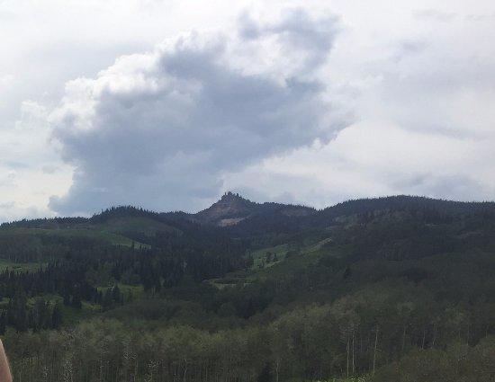 Wolcott, CO: Castle Peak