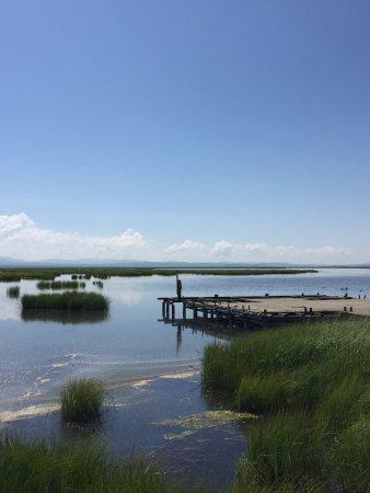 Zoige County, Kina: 花湖景致。