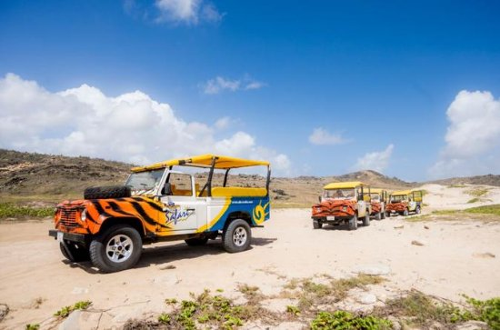 Arikok National Park 4x4 Tour