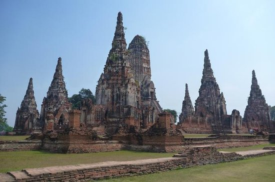 Shore Excursion: Historical Ayutthaya...