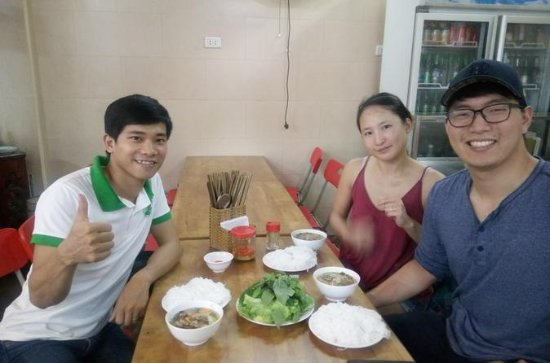 Hanoi Local Food Tours - Experience...