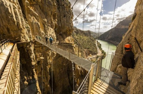 Caminito del Rey Shared 8-Hour Tour...
