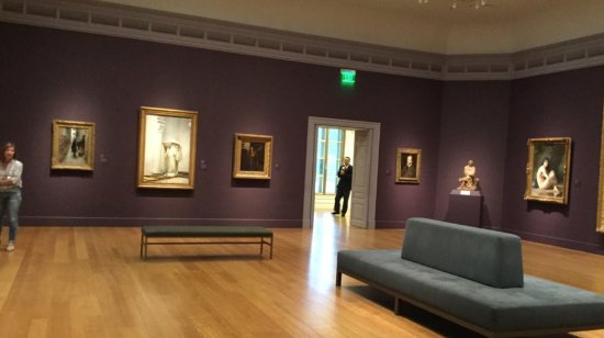 Williamstown, MA: Works by Bouguereau and Sargent