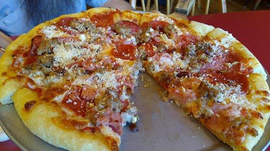 Lansing, Βόρεια Καρολίνα: Great pie!