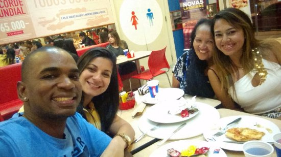 Duque de Caxias, RJ: Em família