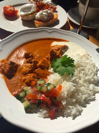Buddina, Australia: The chefs own curry. YUMMMMM!!!