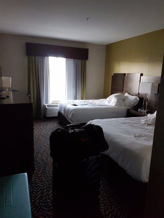 Spruce Grove, Canada: inside room 269