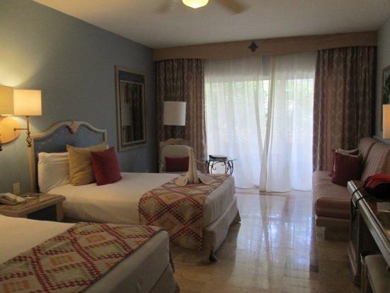 IBEROSTAR Paraiso Del Mar: Our hotel room