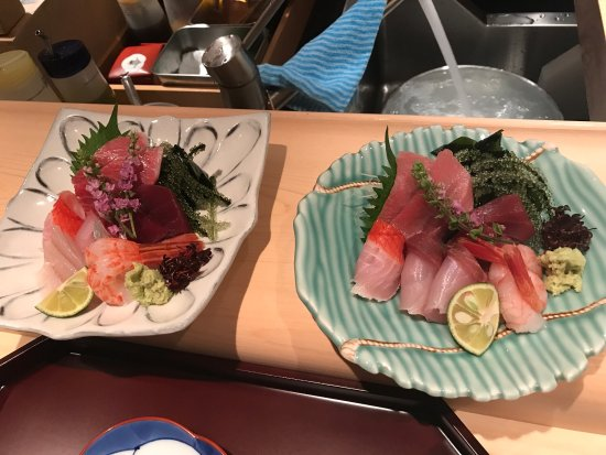 One Of The Best Japanese Sushi Chef In The World Aoki Restaurant