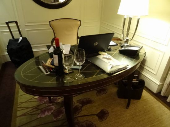 Fairmont Peace Hotel: July 10, 2017