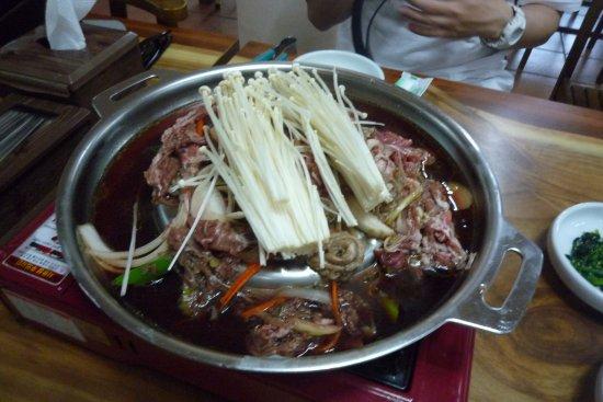 Yeongju, South Korea: 마늘의 헬로맛집 서부냉면
