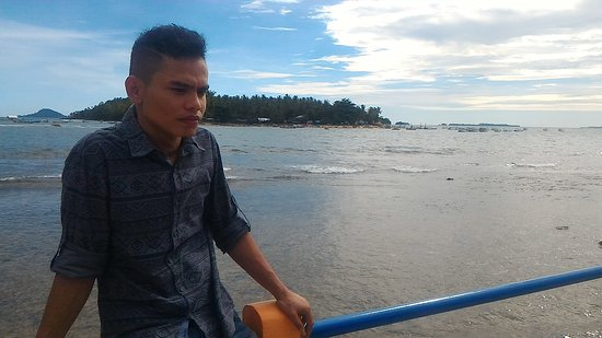 Painan, Indonesia: Pantai Carocok
