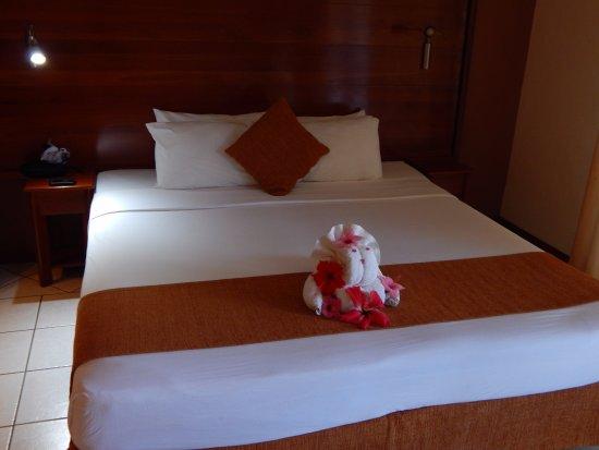 Bedarra Beach Inn: Housekeeping at this hotel is fantastic!