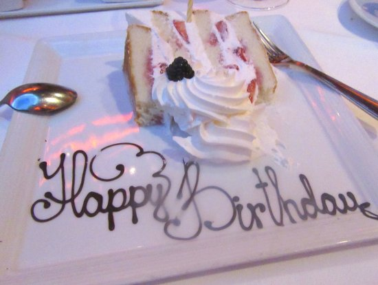 Marvelous Strawberry Shortcake Happy Birthday Bistro Napa Reno Nevada Birthday Cards Printable Opercafe Filternl