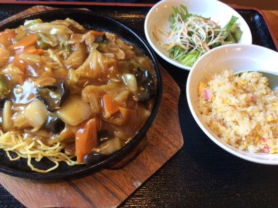 Sayama, Japan: 五目焼きそば
