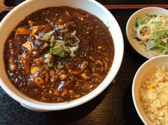 Sayama, Japan: 麻婆麺