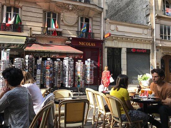 Hotel California Paris St Germain