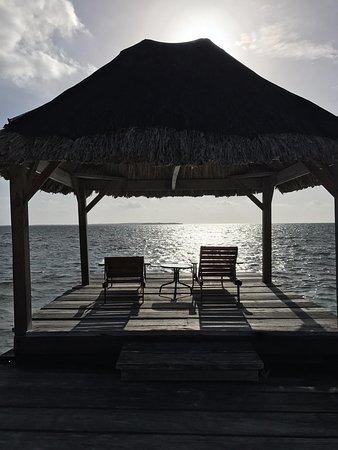 Bilde fra Turneffe-øyene