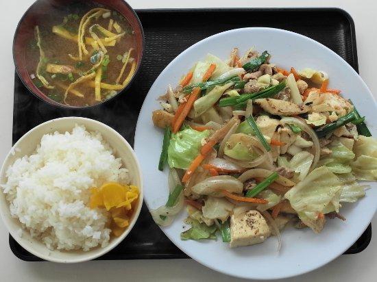 豆腐 チャンプルー