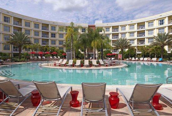 Melia Orlando Suite Hotel at Celebration: 20170711_014814_large.jpg