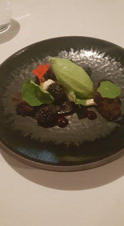 Dunkeld, Austrália: Dessert course