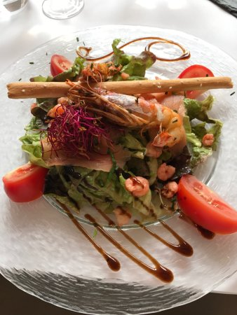 Ternay, ฝรั่งเศส: Restaurant Le Mayol