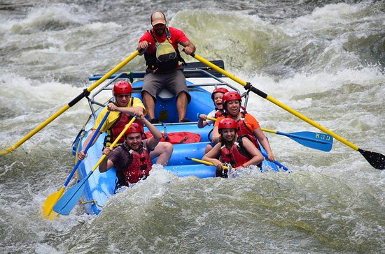 Glenwood Canyon Rafting, Inc.: We rafted through several rapids