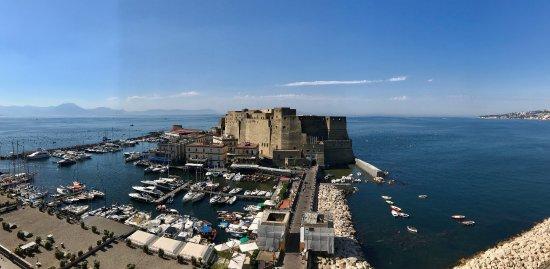 Grand Hotel Vesuvio : View from room