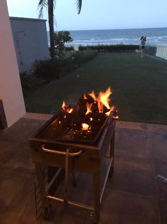 The Ocean Villas: In Villa BBQ