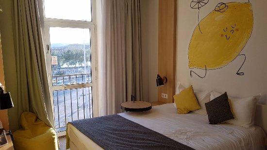 โรงแรมเมอร์คิวร์บูดาเปสต์ดูนา: Kamer