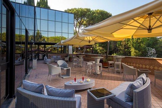 La Terrazza Lounge Del Nostro Bar Picture Of Villa Aurelia