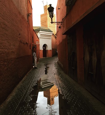 Riad Camilia: In our neighbourhood