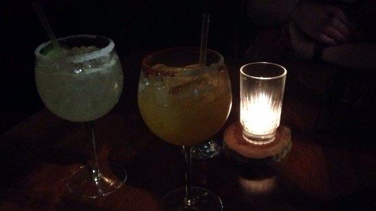 Las Tres Virgenes: Et cocktails délicieux !!