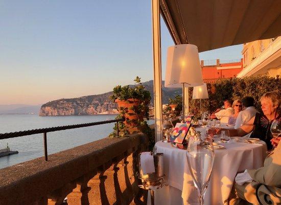Terrace - Picture of Terrazza Bosquet, Sorrento - TripAdvisor
