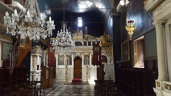 Church of Agios Spyridonas