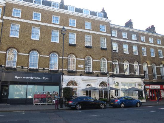 Park Plaza Sherlock Holmes Hotel London